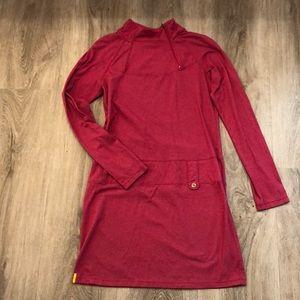 Lole Red Dress